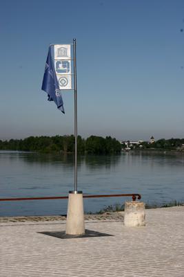 Le girouet de l'UNESCO