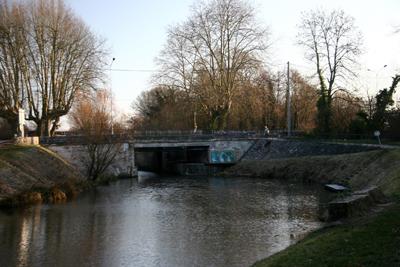 Le pont de Mardié