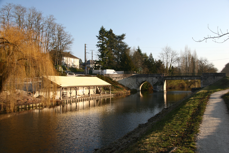 Le pont Auger